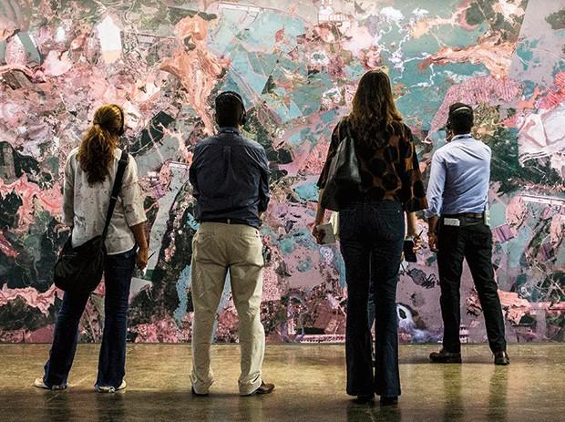 Ideias;Carreira;Gestão;Cultura;Arte;Fundação Dom Cabral;Bienal (Foto: Fabiano Accorsi)