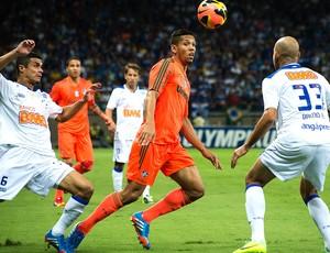 Samuel jogo Fluminense e Cruzeiro (Foto: Bruno Haddad / Fluminense F.C)