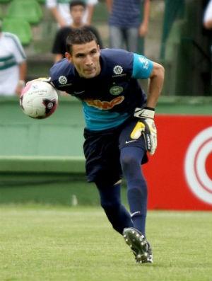 Vanderlei diz que basta o Coxa jogar bem (Foto: Divulgação/Site Oficial do Coritiba)