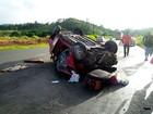 Vereador tem alta de hospital após acidente que matou esposa na Bahia