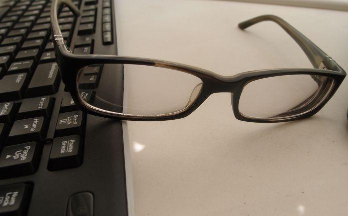 96072fdd6 Apenas três horas de uso ininterrupto de computador pode causa problema de vista  cansada (Foto