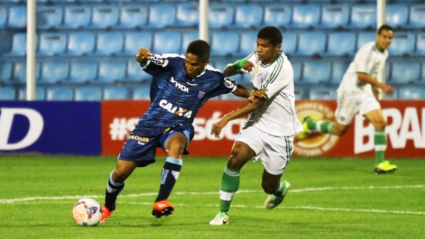 Avaí x Palmeiras Márcio Diogo (Foto: Jamira Furlani/Avaí FC)