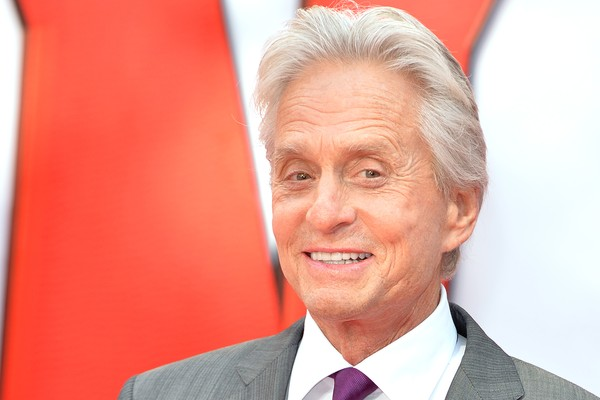 O ator Michael Douglas (Foto: Getty Images)