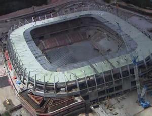 Arena Pernambuco fevereiro (Foto: Reprodução/TV Globo)