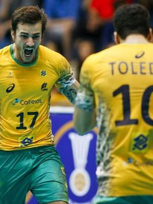 Brasil x Noruega Mundial de Handebol Júnior (Foto: Yuri Edmundo)