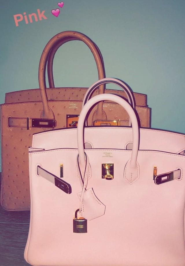 Bolsas Birkin, da Hermès (Foto: Reprodução)
