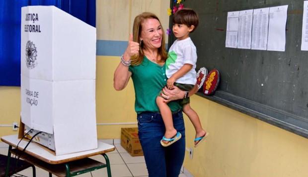 Teresa Surita, prefeita de Boa Vista (Foto: Reprodução/Facebook/ Teresa Surita)