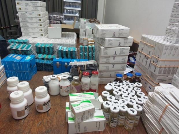 Foram apreendidos 300 quilos de substâncias proibidas (Foto: Divulgação / Polícia Federal)