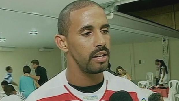 Fernando Belém - Salgueiro (Foto: Reprodução/TV Globo)