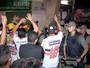 """Torcida faz protesto após nova derrota do River-PI: """"Time sem vergonha"""". Veja"""