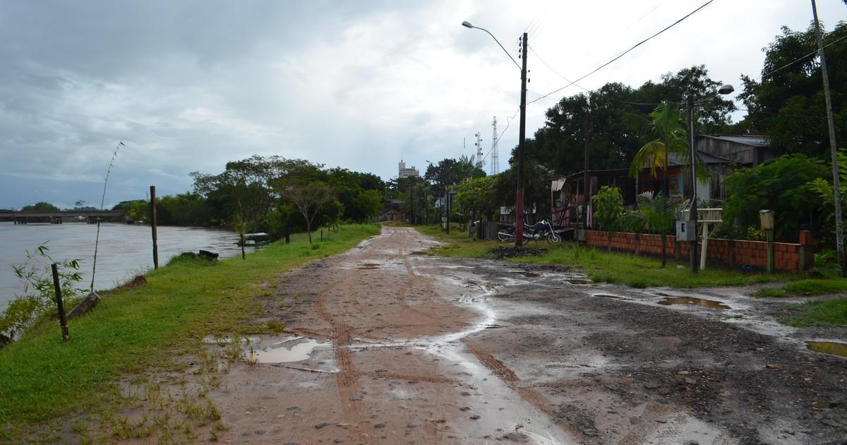 Margens dos rios Urupá e Machado serão reflorestadas em Ji ... - Globo.com