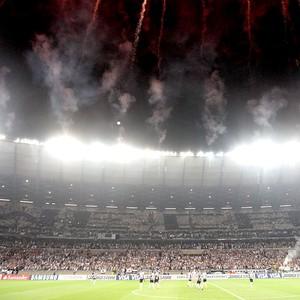 Mineirão final Libertadores Atlético-MG Olimpia (Foto: EFE)