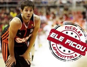 nico laprovittola renovação com flamengo basquete (Foto: Reprodução/Instagram)