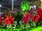 Escolas do Rio inovam no primeiro dia de desfiles do Grupo Especial