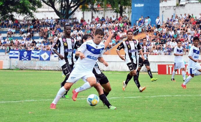 Taubaté x Araxá Copa São Paulo de Futebol Júnior (Foto: Bruno Castilho/E.C. Taubaté)