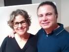 Fernanda Montenegro dará 'vários beijos' em Nathalia Timberg, diz autor