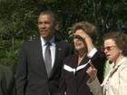 Dilma Rousseff participa de encontro com Barack Obama em Washington
