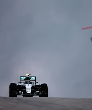 Nico Rosberg Fórmula 1 GP dos EUA Austin (Foto: Clive Mason / Getty Images)