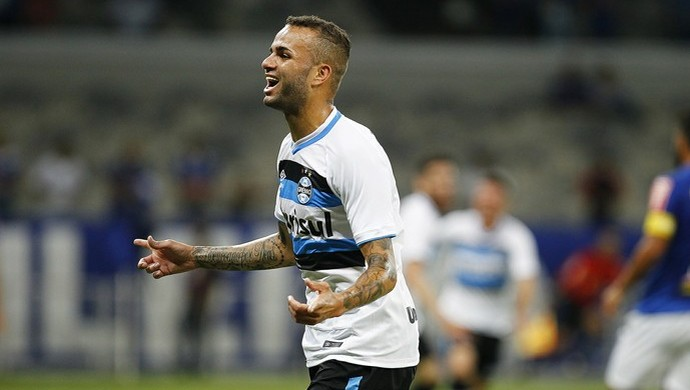 Luan Grêmio blog (Foto: Lucas Uebel/Divulgação Grêmio)