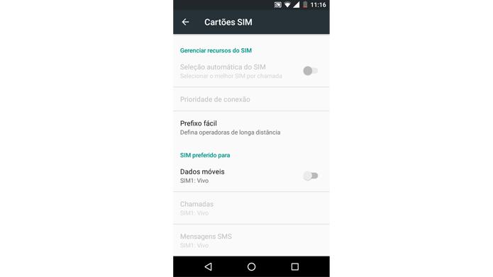 Problemas de conexão podem impedir funcionamento do Snapchat (Foto: Reprodução/Android)