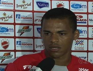 Luis Marques quer amistosos para dar ritmo ao time (Foto: Reprodução/TV Anhanguera) - luis_marques
