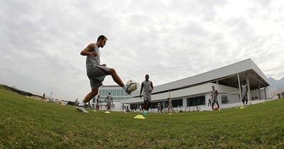 ct, fluminense (Foto: Nelson Perez/Fluminense FC)