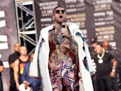 Conor McGregor May-Mac Brooklyn (Foto: Getty Images)