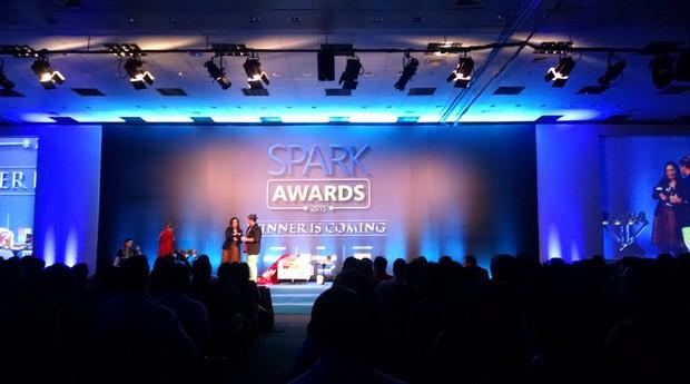 Spark Awards premiou os destaques do empreendedorismo nacional (Foto: Fabiano Candido)