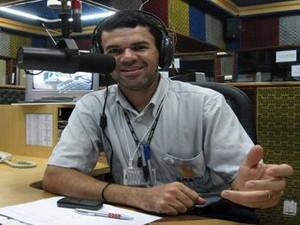 Radialista é morto a tiros enquanto trabalhava em rádio de Itabaiana, SE (Foto: Reprodução/Facebook)