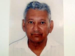 Antônio Solano de Almeida, de 71 anos, foi visto pela última vez na sexta-feira (11) (Foto: Reprodução/Arquivo família)