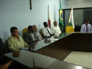 Vereadores aprovam redução de salários em Carmo do Cajuru (Foto: Câmara Municipal/Divulgação)