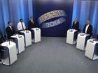 Candidatos ao governo participam de debate na TV Gazeta de Alagoas