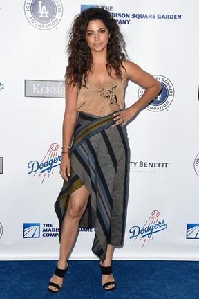 Camila Alves em evento beneficente em Los Angeles, nos Estados Unidos (Foto: Frazer Harrison/ Getty Images/ AFP)