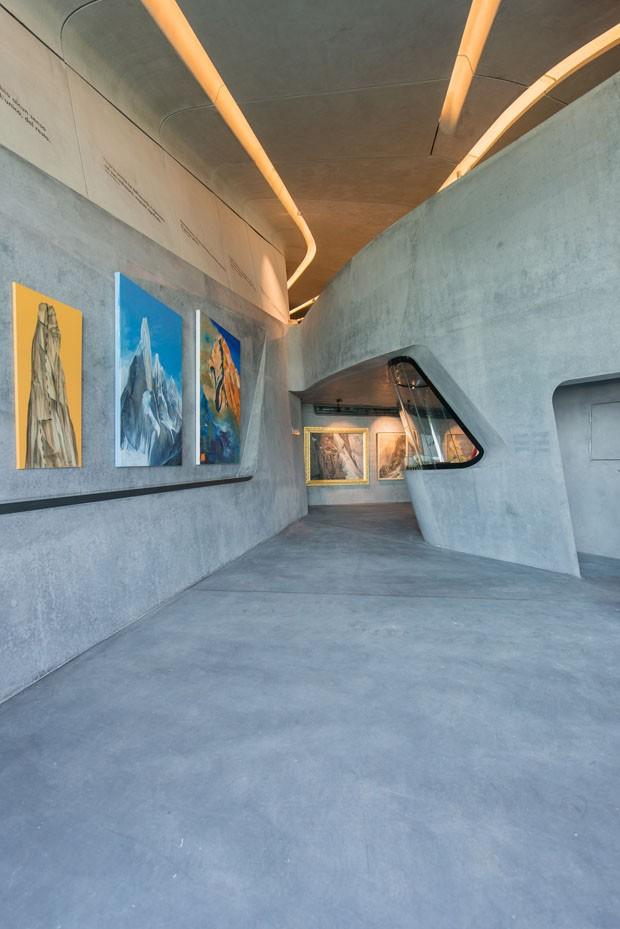 Museu Zaha Hadid Corones (Foto: Divulgação)