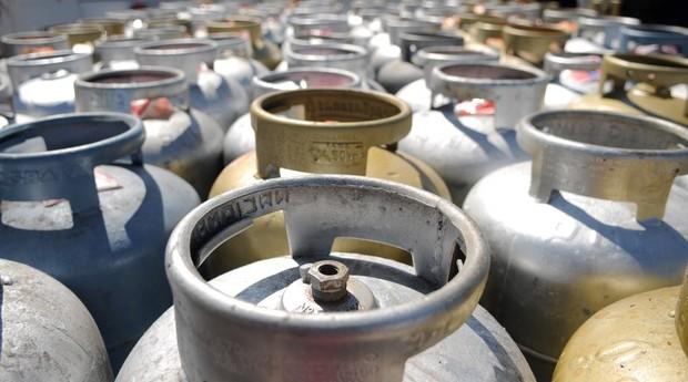 Botijão de gás (Foto: Fotos Públicas)
