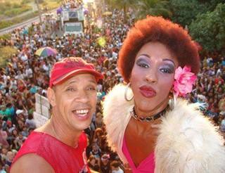 MC Serginho e Lacraia (Foto: Arquivo pessoal)