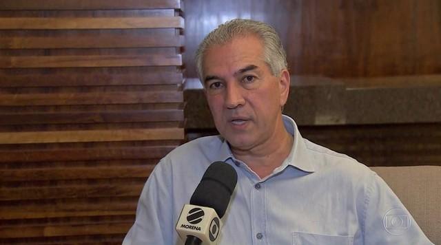 Reinaldo Azambuja, do PSDB, é reeleito governador de Mato Grosso do Sul