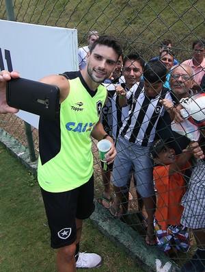 Pimpão, Botafogo (Foto: Vitor Silva/SSPress/Botafogo)