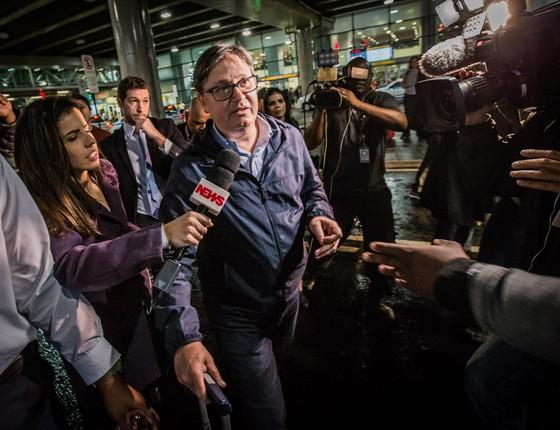 Deputado federal Rodrigo Rocha Loures. (Foto: Bruno Santos/Folhapress)