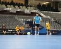 Sorocaba faz primeiro treino no Catar visando estreia no Intercontinental