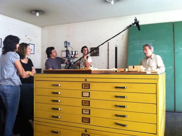 'Tudo É Projeto', o documentário sobre Paulo Mendes da Rocha  (Foto: Divulgação)