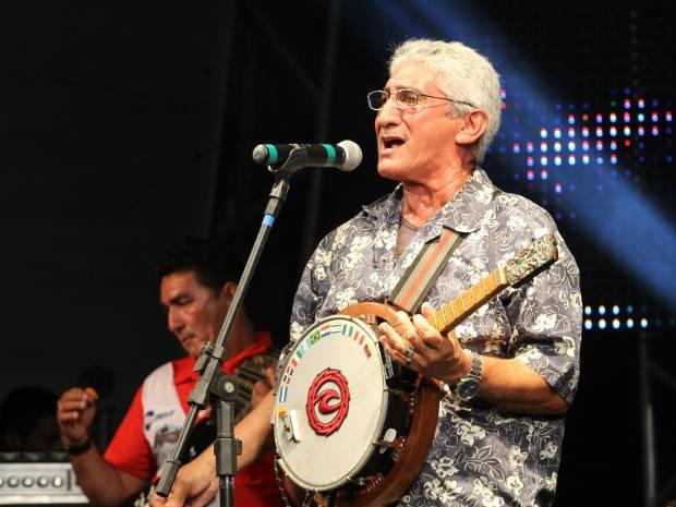 Mestre Curica se apresenta em Belém nesta sexta, 5 (Foto: Cristino Martins/O Liberal)