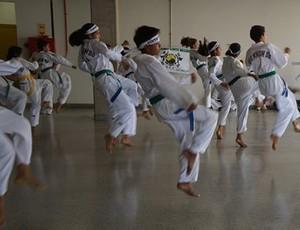 Tae Kwon Do (Foto: Arquivo Pessoal/Reprodução Facebook)