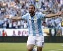 Segundo imprensa italiana, Higuaín  e Juventus fecham acordo de 4 anos