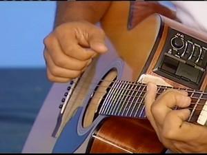 violão (Foto: Inter TV Grande Minas)
