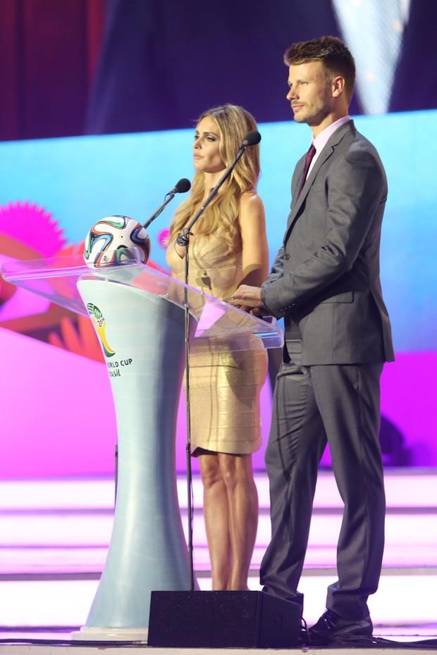 Rodrigo Hilbert e Fernanda Lima (Foto:  William Volcov / BPP / AgNews)