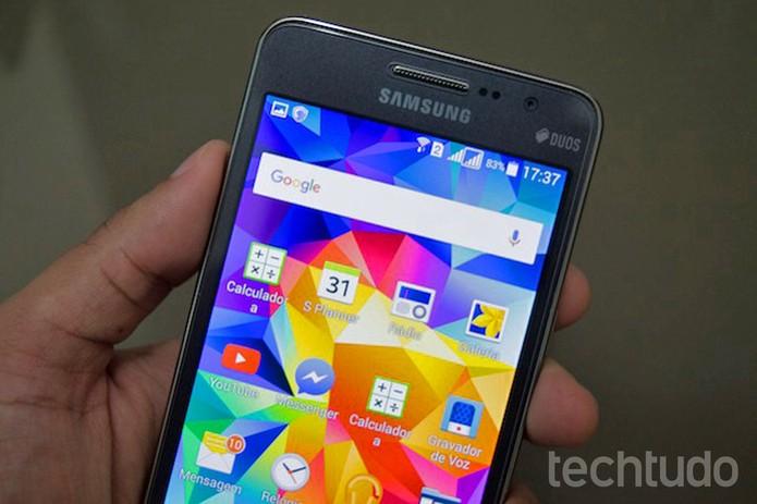 Top Galaxy Gran Prime Duos: como trocar o papel de parede | Dicas e  SA96
