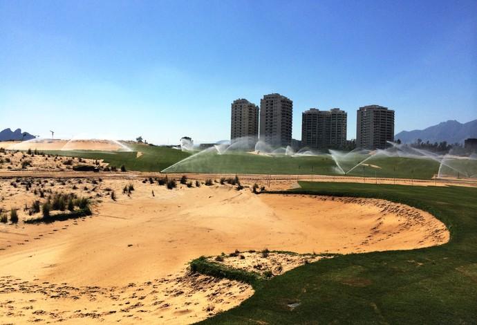 Campo de golfe olímpico (Foto: Divulgação)