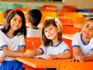 Aulas na rede municipal de ensino voltam nesta segunda-feira (3), em Palmas (Foto: Irene Alves/Prefeitura de Palmas)