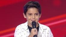 Allexandre Nunes garante o Ceará na disputa do reality musical (Globo)
